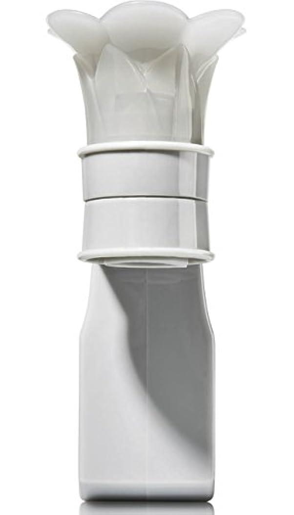 襟珍味スズメバチバス&ボディワークス Bath & Body Works グレーフラワートップ ルームフレグランス プラグインスターター (本体のみ) プラグイン芳香剤 [並行輸入品]