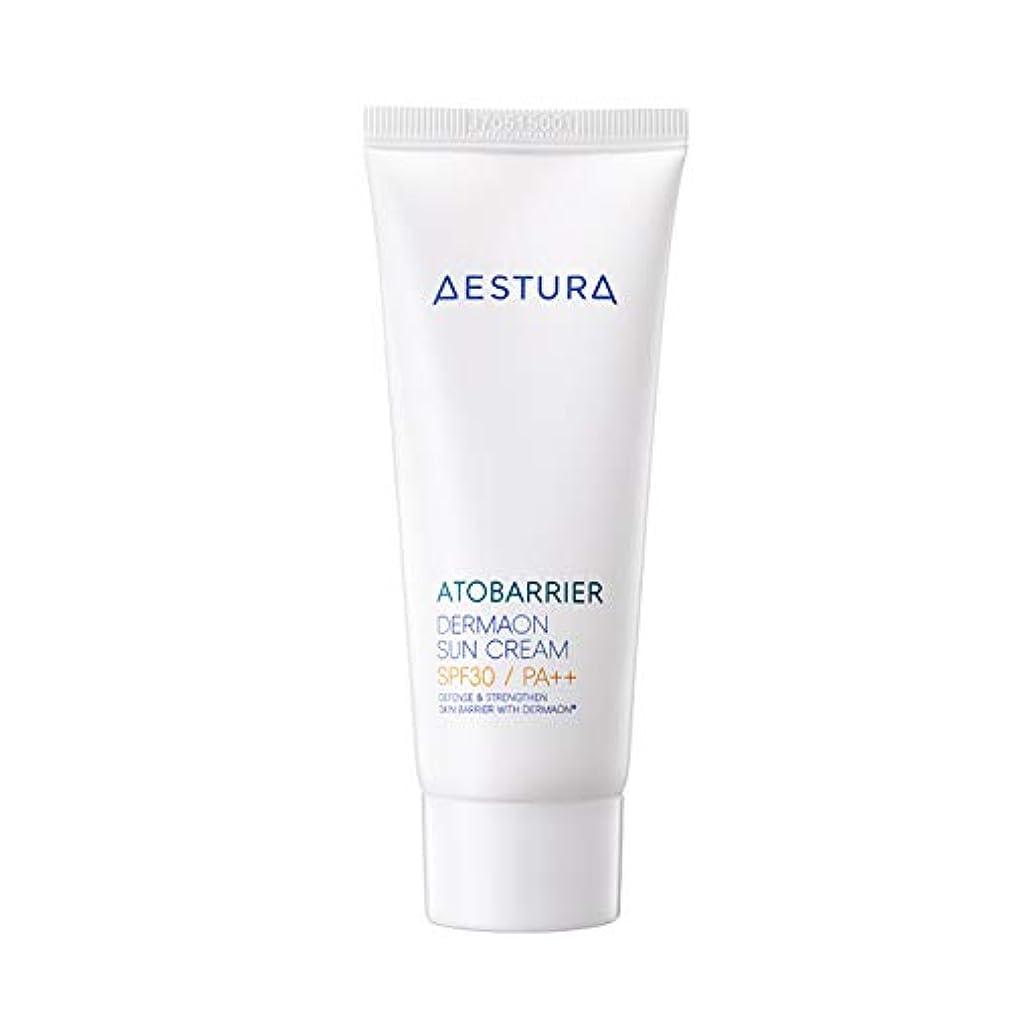 海外四分円溶岩AESTURA アトバリエ ダーマオン サンクリーム 60ml,SPF30 / PA++ Atobarrier Dermaon Sun Cream