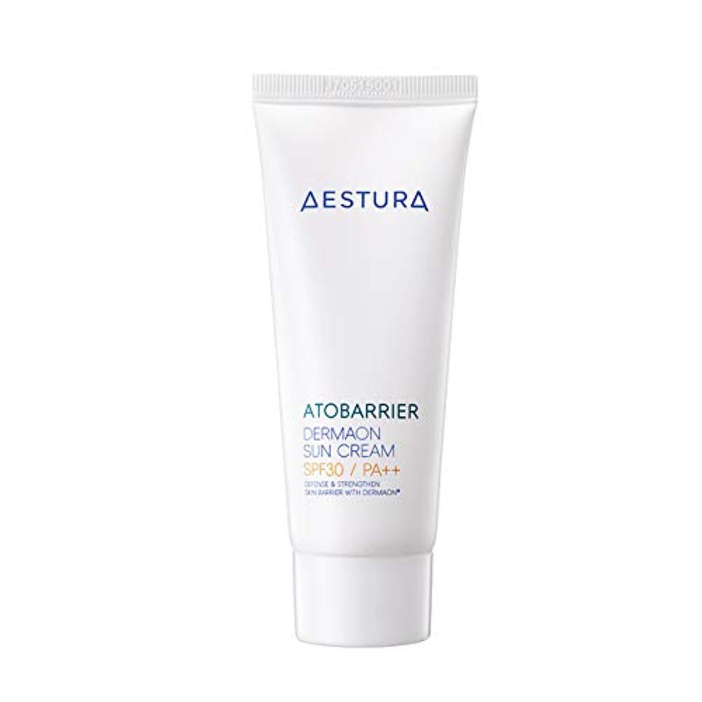 カラスシェトランド諸島蜂AESTURA アトバリエ ダーマオン サンクリーム 60ml,SPF30 / PA++ Atobarrier Dermaon Sun Cream