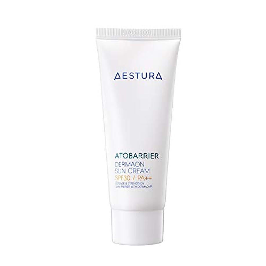 帽子思い出す四回AESTURA アトバリエ ダーマオン サンクリーム 60ml,SPF30 / PA++ Atobarrier Dermaon Sun Cream