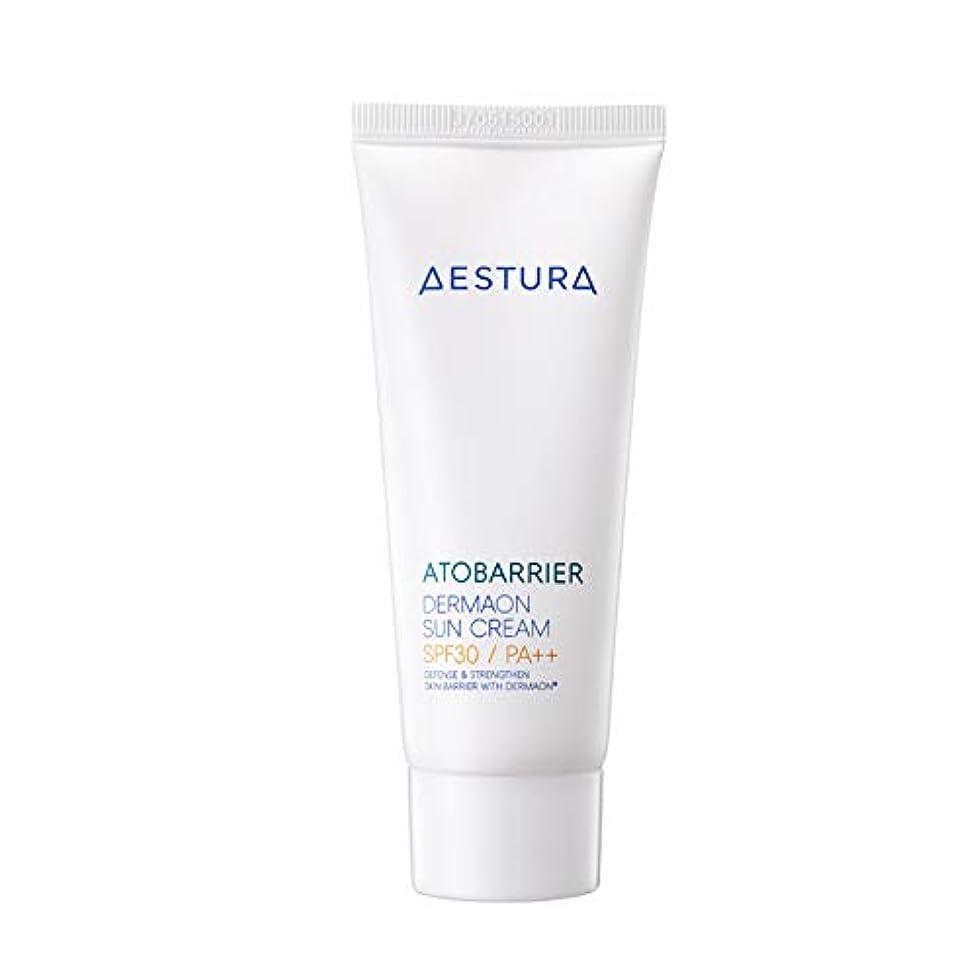 イノセンスゾーンギネスAESTURA アトバリエ ダーマオン サンクリーム 60ml,SPF30 / PA++ Atobarrier Dermaon Sun Cream