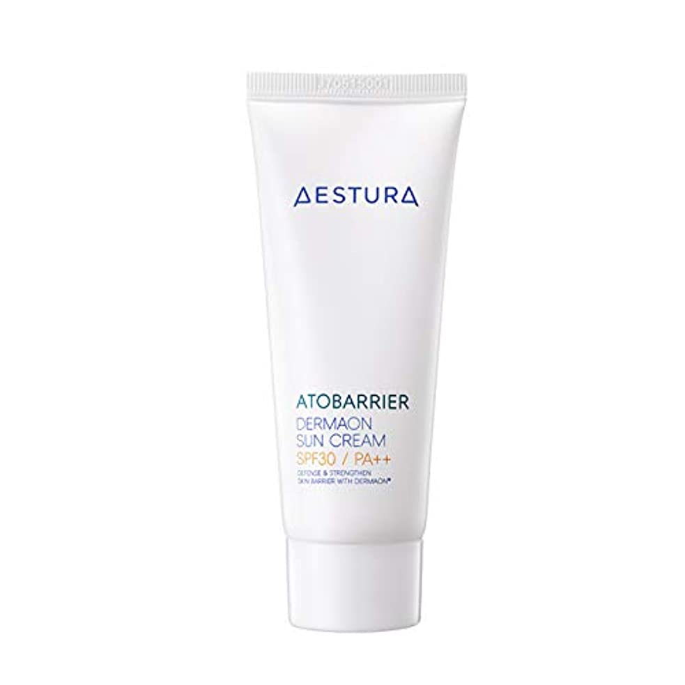解任闇エンディングAESTURA アトバリエ ダーマオン サンクリーム 60ml,SPF30 / PA++ Atobarrier Dermaon Sun Cream