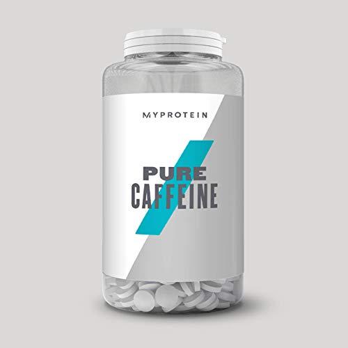 マイプロテイン カフェインプロ 200mg 200錠