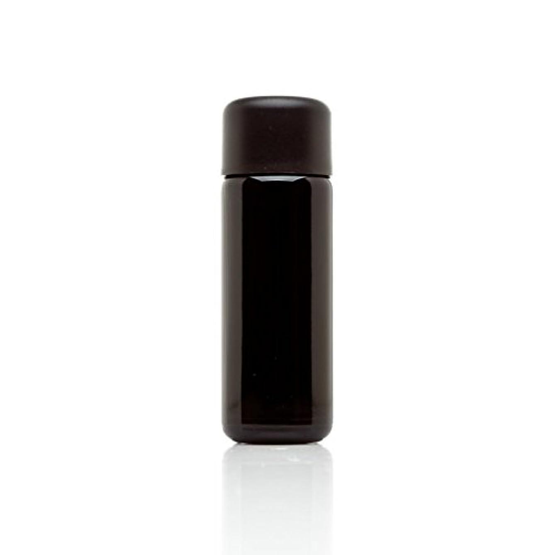 むしゃむしゃ意味する剪断infinity Jars 50 ml (1.7 FL OZ) ブラック紫外線ガラスSlow Pourボトル