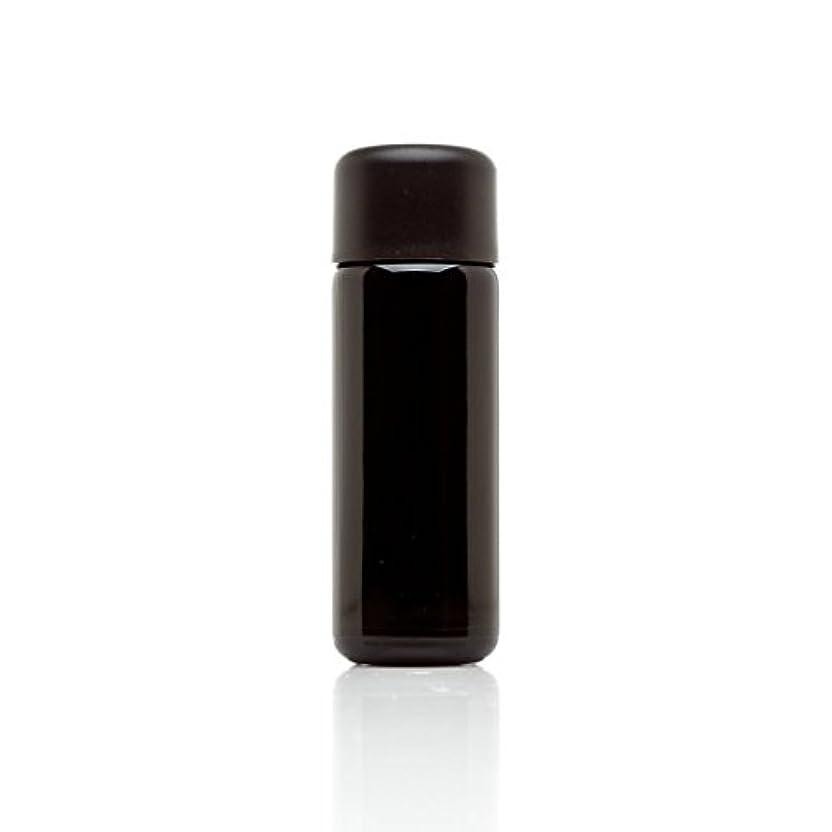 干ばつ手順暴露するinfinity Jars 50 ml (1.7 FL OZ) ブラック紫外線ガラスSlow Pourボトル