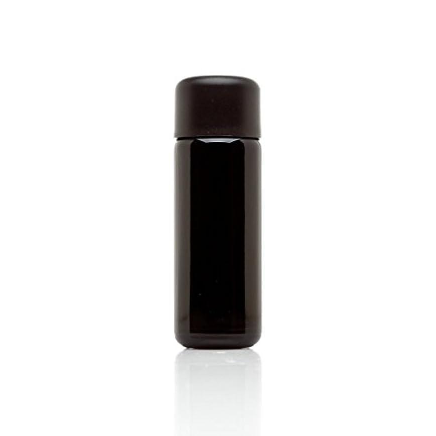 相関する誘惑するジョージエリオットinfinity Jars 50 ml (1.7 FL OZ) ブラック紫外線ガラスSlow Pourボトル