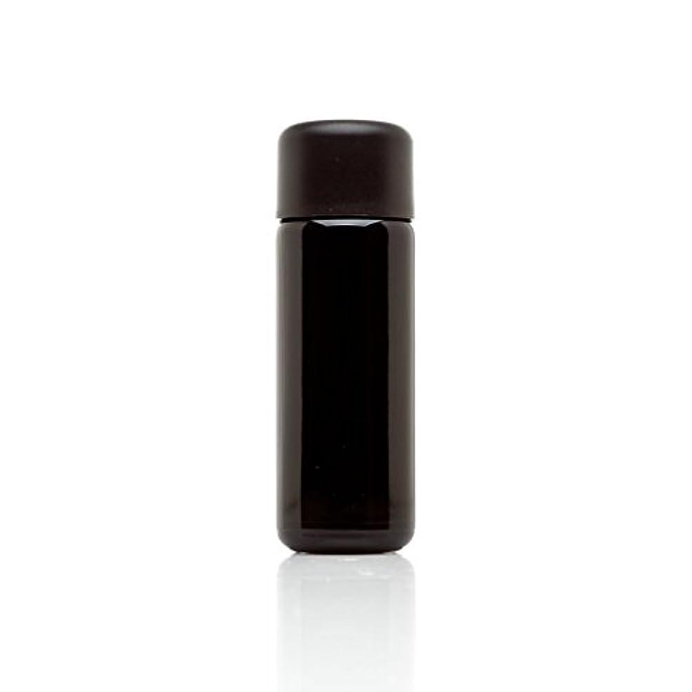 減る後ろに失望させるinfinity Jars 50 ml (1.7 FL OZ) ブラック紫外線ガラスSlow Pourボトル