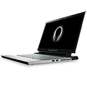 Dell ゲーミングノートパソコン ALIENWARE 15 m15 Core i7 シルバーホワイト 20Q21L/Win10Pro/15.6FHD/16GB/512GB SSD/GTX1660Ti