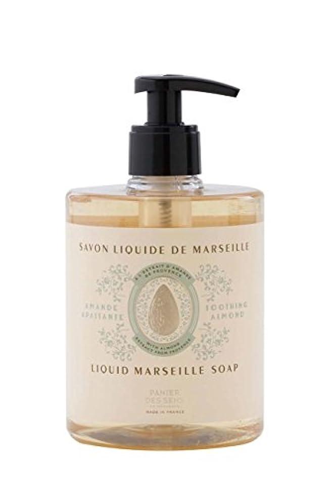 美容師品揃えそんなにパニエデサンス アーモンドリキッドマルセイユソープ (ボディソープ 500ml)