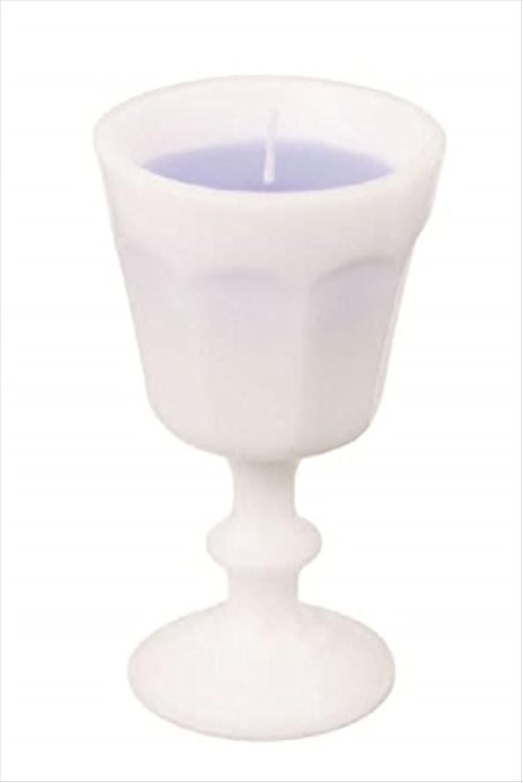 天数値鎖カメヤマキャンドル( kameyama candle ) ワイングラスキャンドル