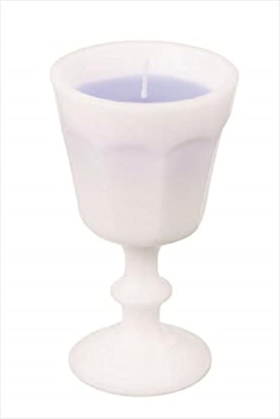 ソーセージ真面目なパキスタン人カメヤマキャンドル( kameyama candle ) ワイングラスキャンドル