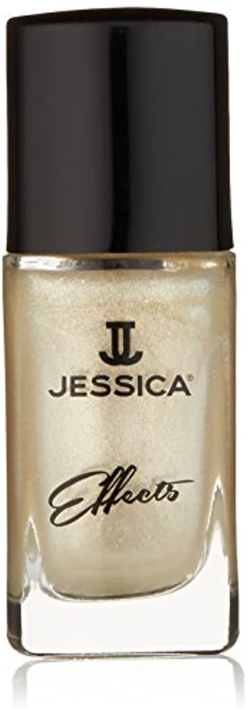 スナックレッスンシリンダーJessica Effects Nail Lacquer - Tiara Moment - 15ml / 0.5oz