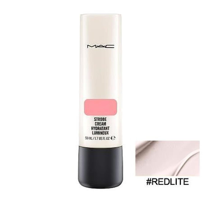 レプリカメンタル変化するマック MAC ストロボクリーム #REDLITE [並行輸入品]