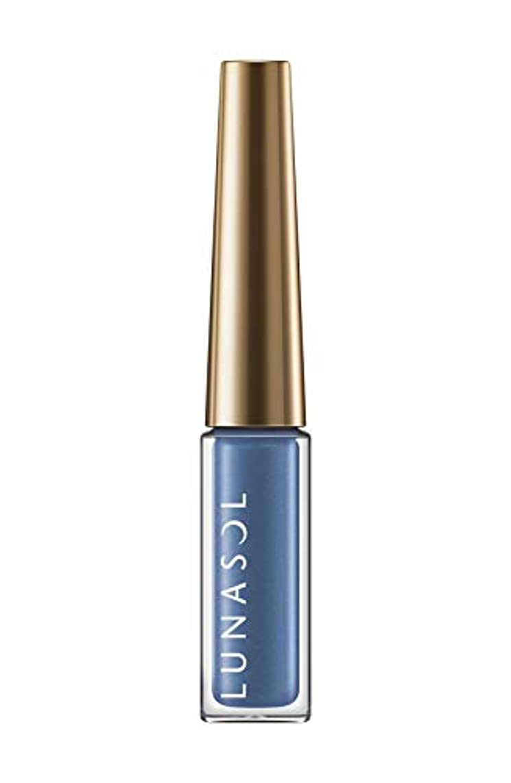 偽造半導体例外ルナソル ルナソル メタリックライナー EX07 Atlantic Blue アイライナー