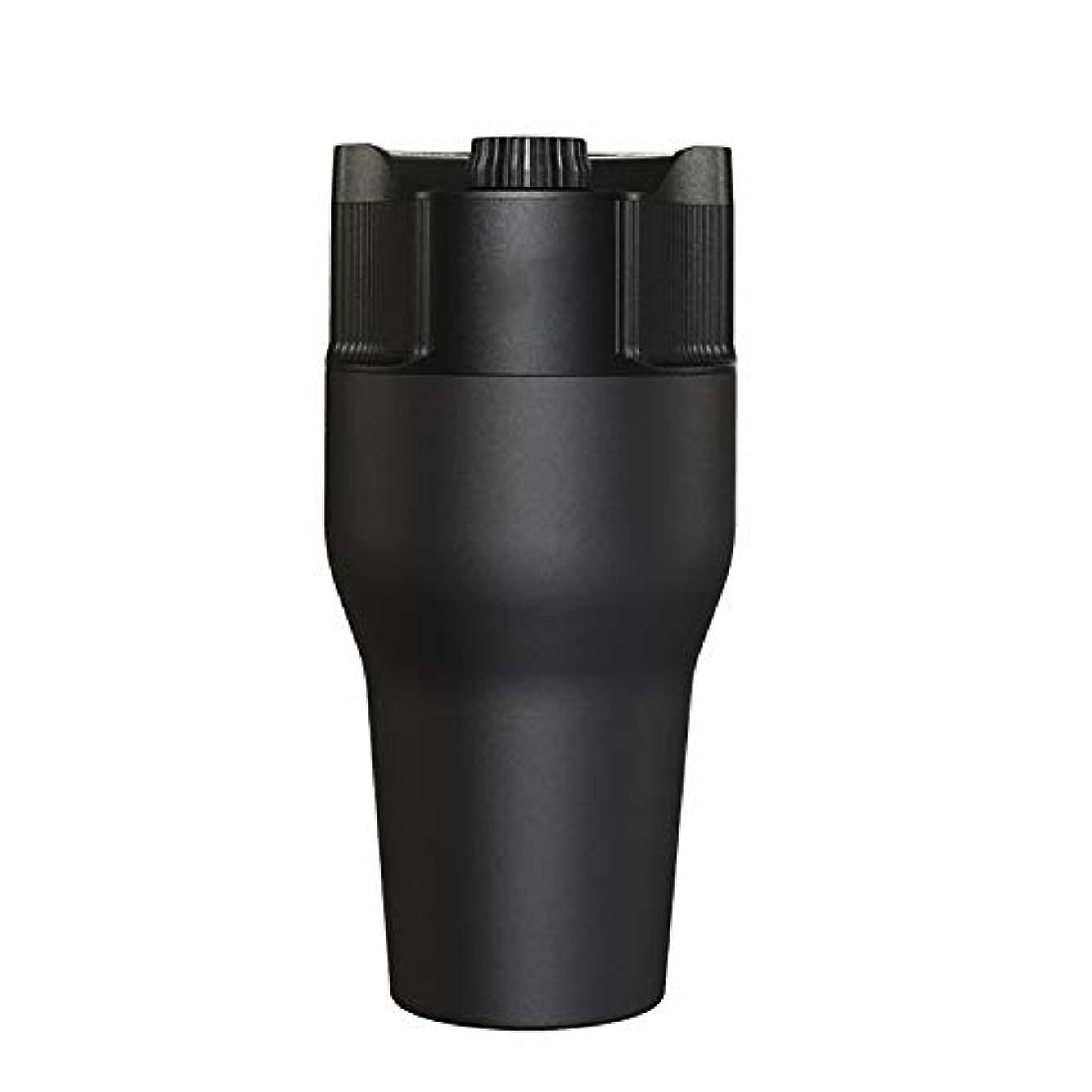 福祉クリーク飽和するポータブルエスプレッソメーカー NSカプセル(ネスプレッソオリジナルカプセルおよび互換品)と互換性があります。,黒