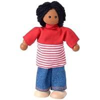 Plan Toys African American Mom人形