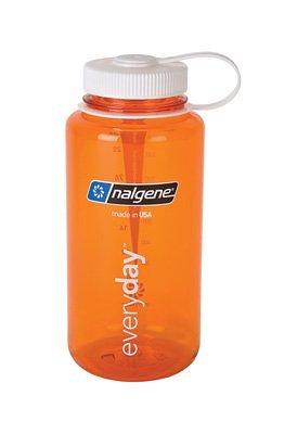 nalgene(ナルゲン) カラーボトル 広口1.0L トライタンボトル オレンジ 91317