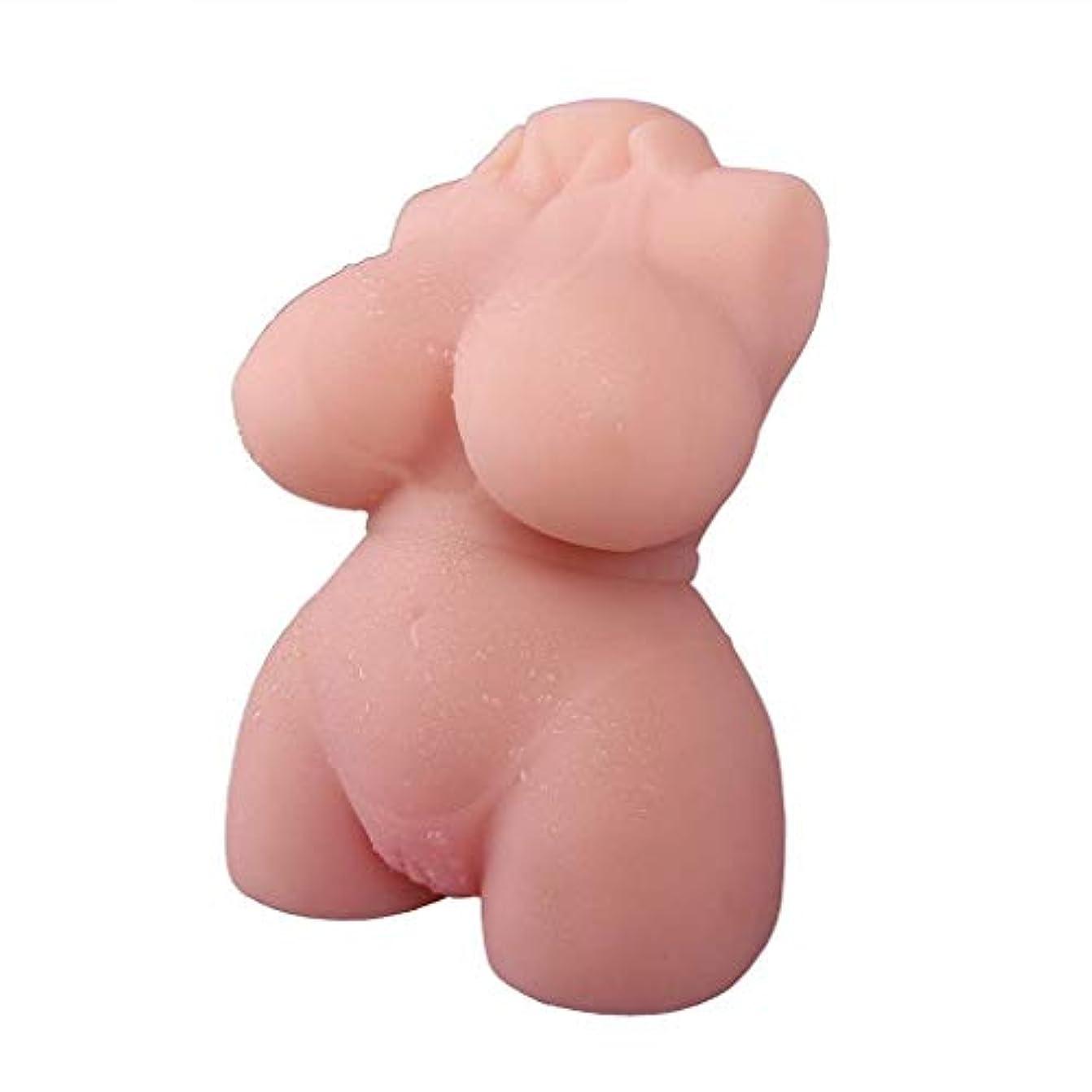 スリチンモイ瞬時に説教オーラルセクシーなリアルな実スキンボディトルソーサイズの女性大人のおもちゃ