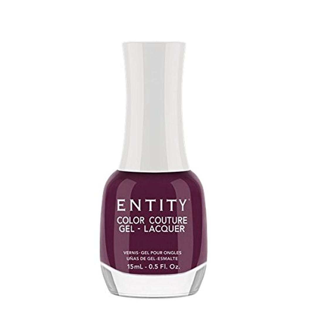 ちらつきうそつき誰でもEntity Color Couture Gel-Lacquer - Look D'Jour - 15 ml/0.5 oz
