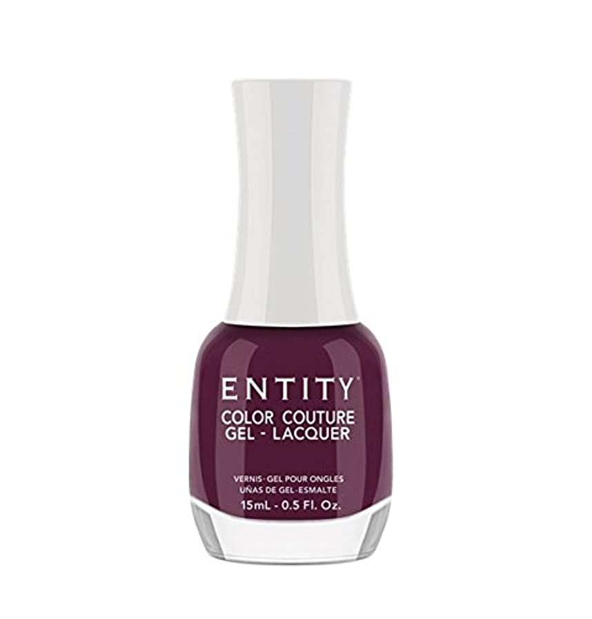 ぼろ平凡対抗Entity Color Couture Gel-Lacquer - Look D'Jour - 15 ml/0.5 oz