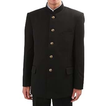 標準型 学生服 上着(ポリエステル100% ラウンドカラーA体、B体) (150A)