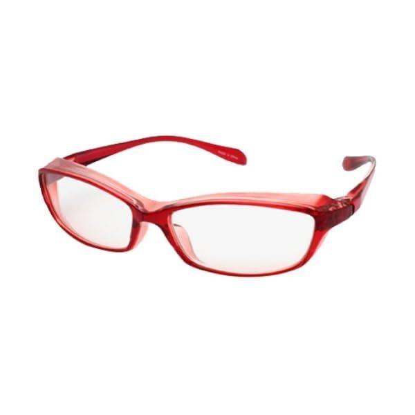 エニックス 花粉対策メガネ アイセーバー UVカ...の商品画像