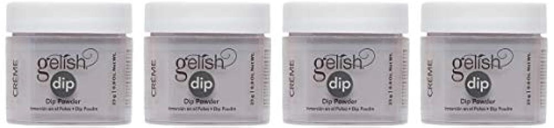 電話する妨げる名前でHarmony Gelish - Acrylic Dip Powder - I Or-chid You Not - 23g / 0.8oz