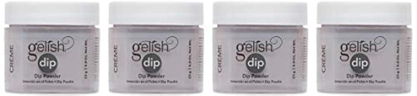 愛国的な熱意マリナーHarmony Gelish - Acrylic Dip Powder - I Or-chid You Not - 23g / 0.8oz