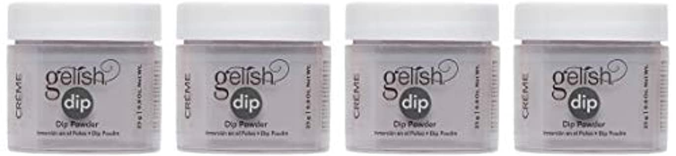 分配します熱心な残高Harmony Gelish - Acrylic Dip Powder - I Or-chid You Not - 23g / 0.8oz