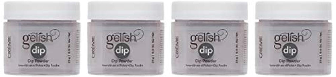 焼く条約ワードローブHarmony Gelish - Acrylic Dip Powder - I Or-chid You Not - 23g / 0.8oz