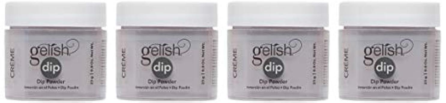 好意的マッサージ宝石Harmony Gelish - Acrylic Dip Powder - I Or-chid You Not - 23g / 0.8oz