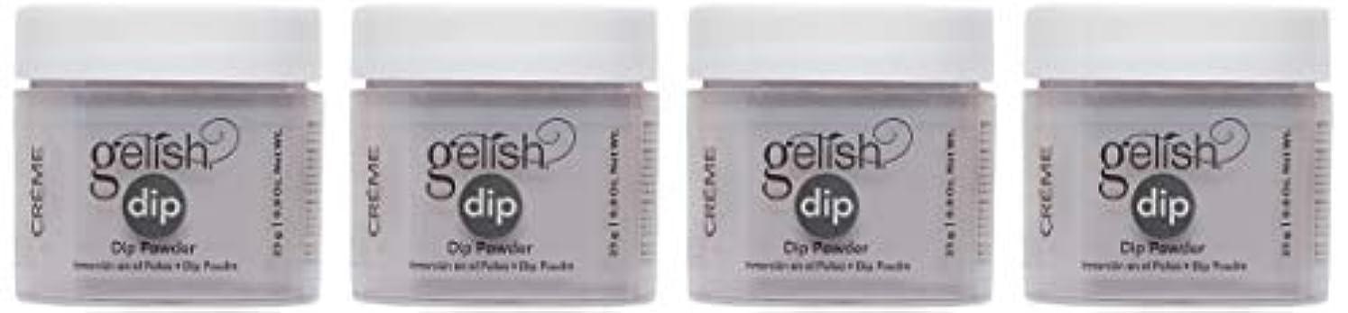 船酔い太平洋諸島前述のHarmony Gelish - Acrylic Dip Powder - I Or-chid You Not - 23g / 0.8oz