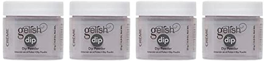 トースト対角線男らしさHarmony Gelish - Acrylic Dip Powder - I Or-chid You Not - 23g / 0.8oz