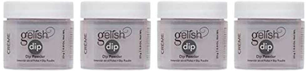 マングルブース持参Harmony Gelish - Acrylic Dip Powder - I Or-chid You Not - 23g / 0.8oz
