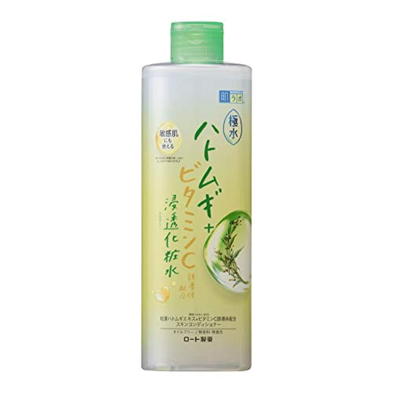 肌ラボ 極水ハトムギ+浸透化粧水 400mL