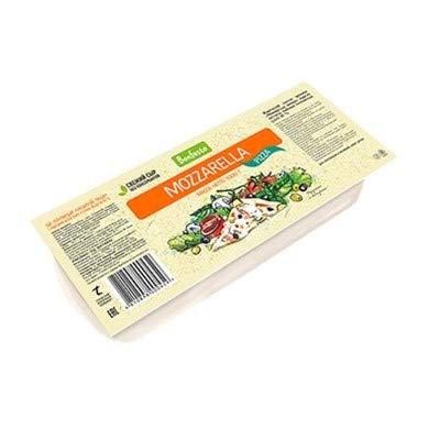[冷蔵] ボンフェスト グラスフェッド 牧草牛 放牧牛 ハラル認証 (モッツァレラ(セミハード)1000g Grass-Fed Halal Mozzarella cheese 1kg)