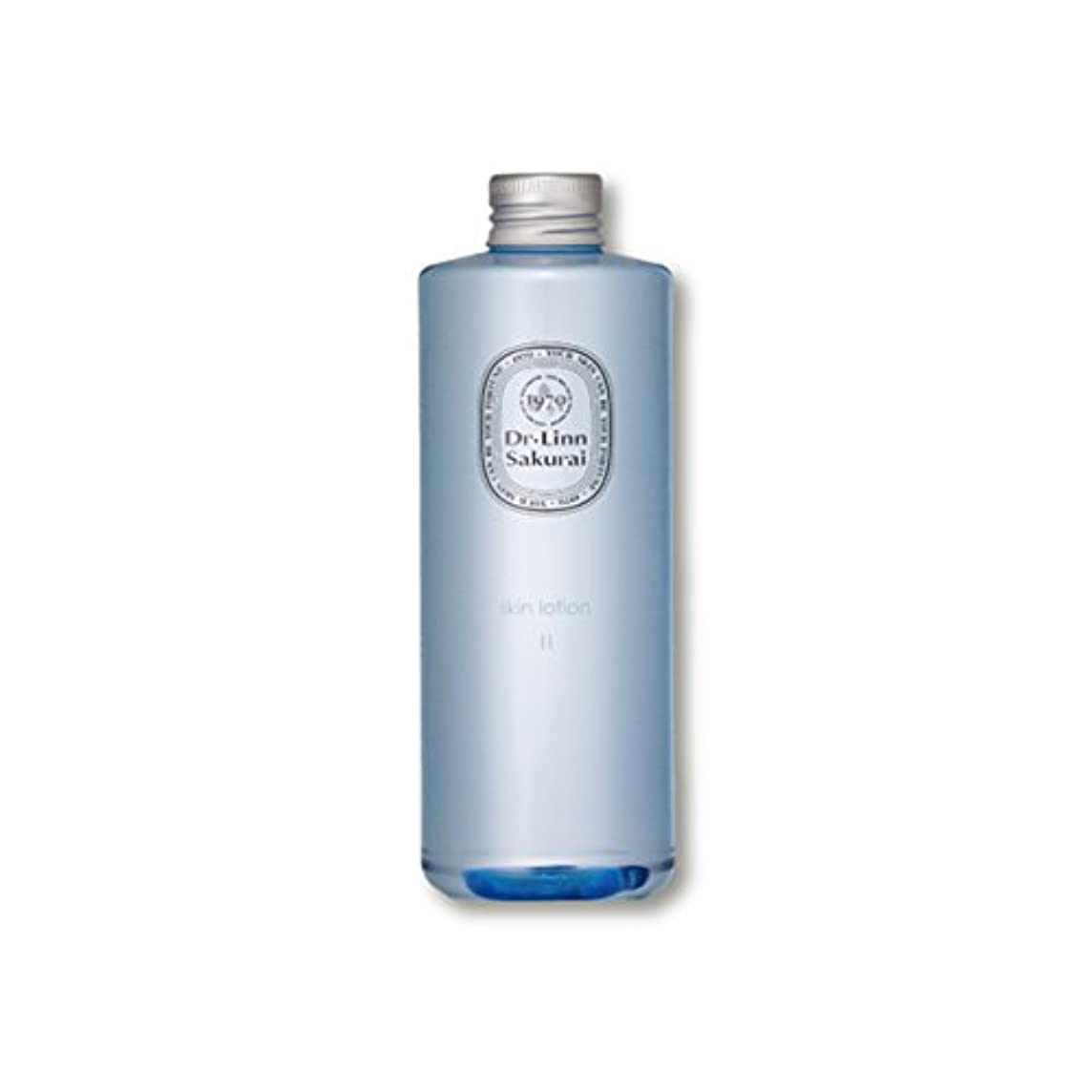 唇デコレーションツーリストドクターリンサクライ スキンローションII しっとりタイプ 300ml  (化粧水)
