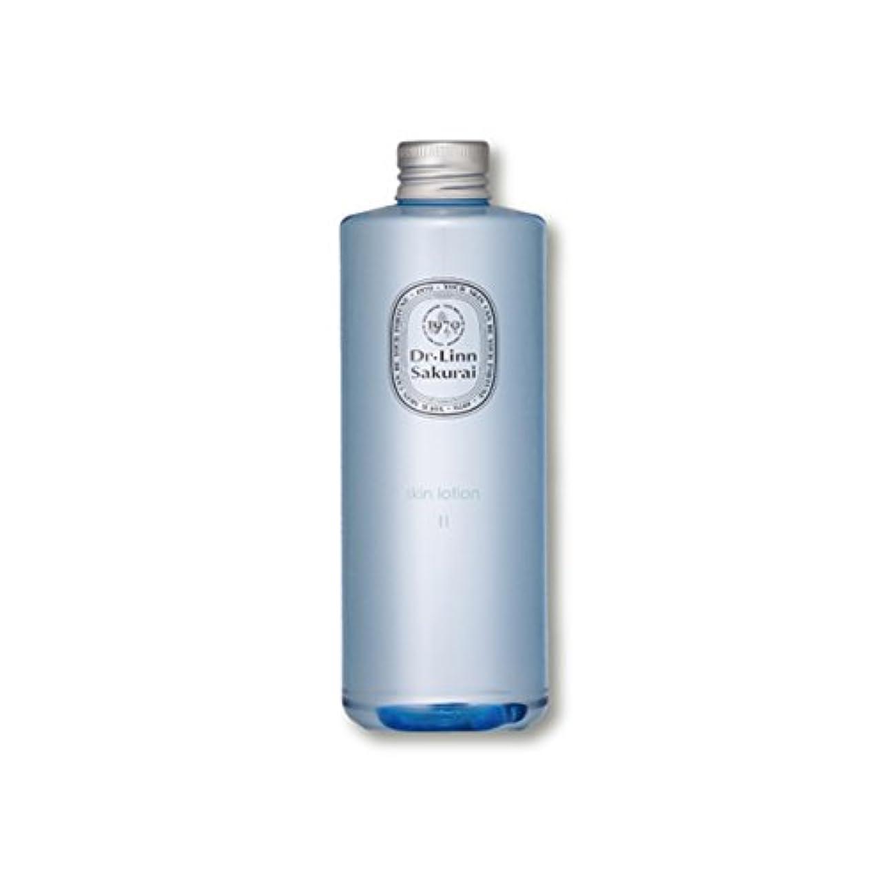 持参付属品空気ドクターリンサクライ スキンローションII しっとりタイプ 300ml  (化粧水)