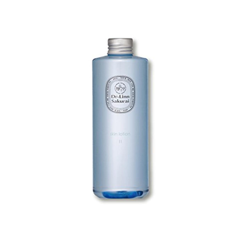 安らぎ地上の第二にリンサクライ スキンローション2 化粧水 300mL