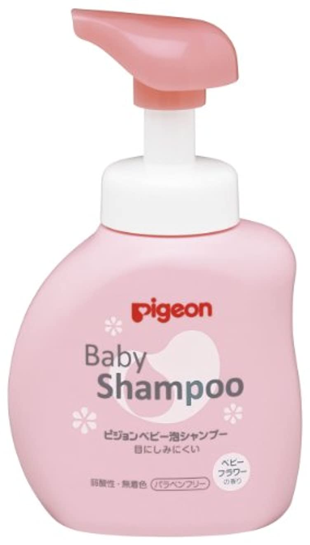 ピジョン 泡シャンプー フラワーの香り ボトル 350ml (0ヵ月~)