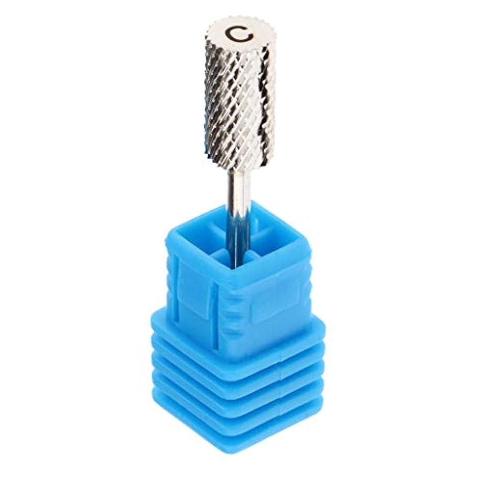 T TOOYFUL 専門の釘の穴あけ工具 磨くキューティクル 取り外しの穴あけ工具 全6タイプ - 03