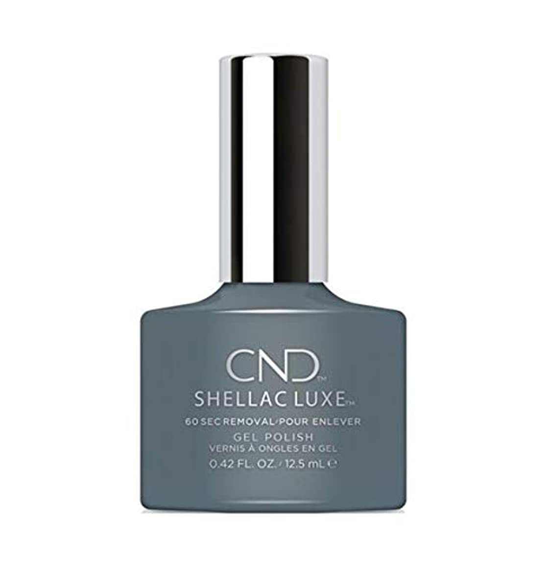 物足りない休憩本CND Shellac Luxe - Whisper - 12.5 ml / 0.42 oz