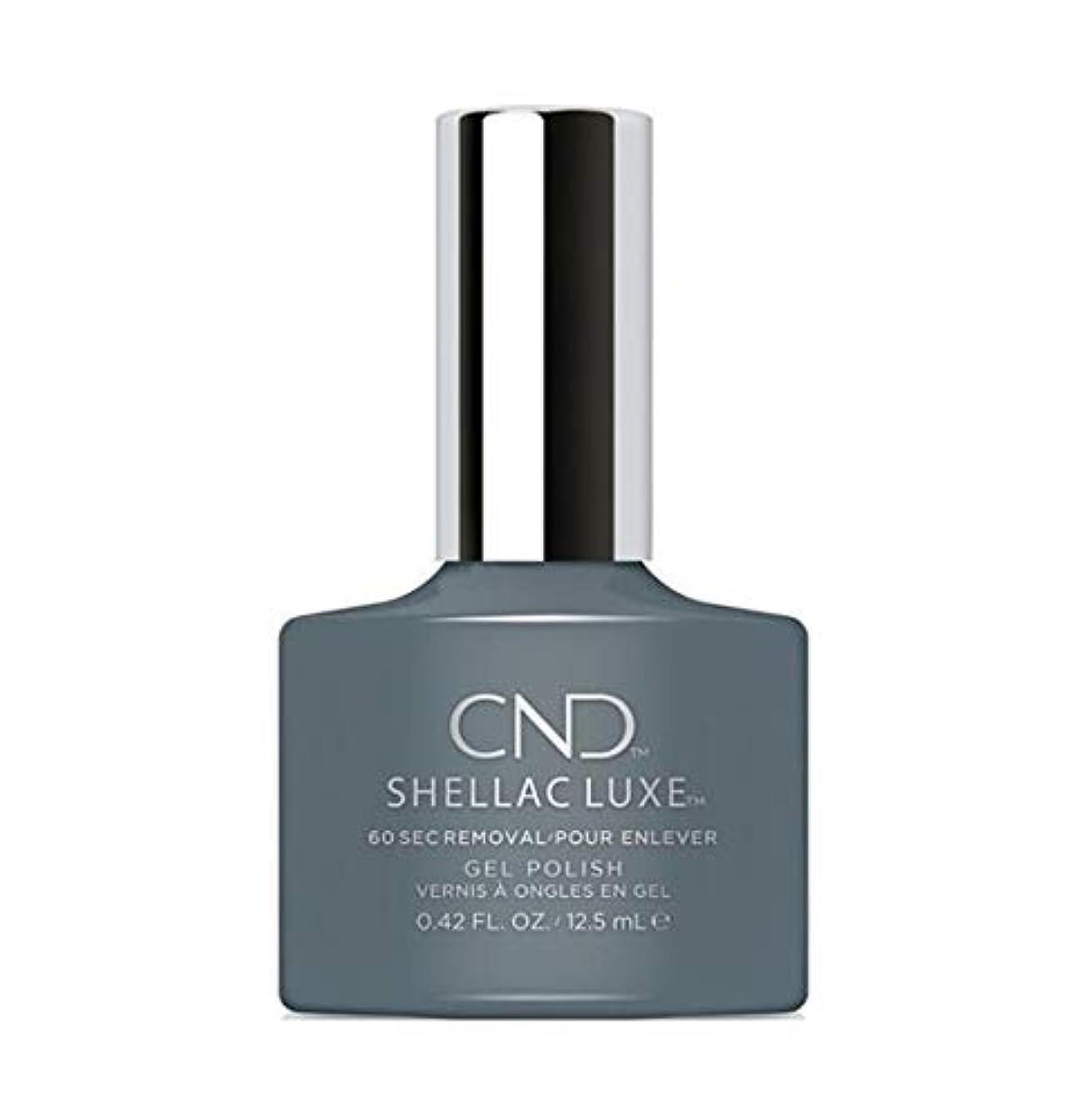 プーノく毒液CND Shellac Luxe - Whisper - 12.5 ml / 0.42 oz