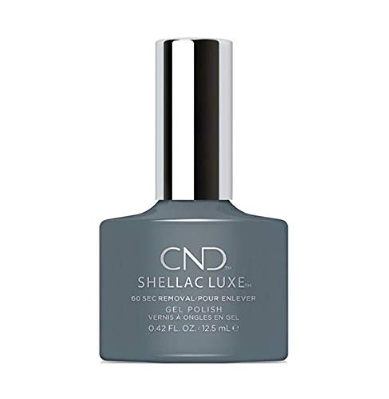 侵入するシェトランド諸島新しい意味CND Shellac Luxe - Whisper - 12.5 ml / 0.42 oz