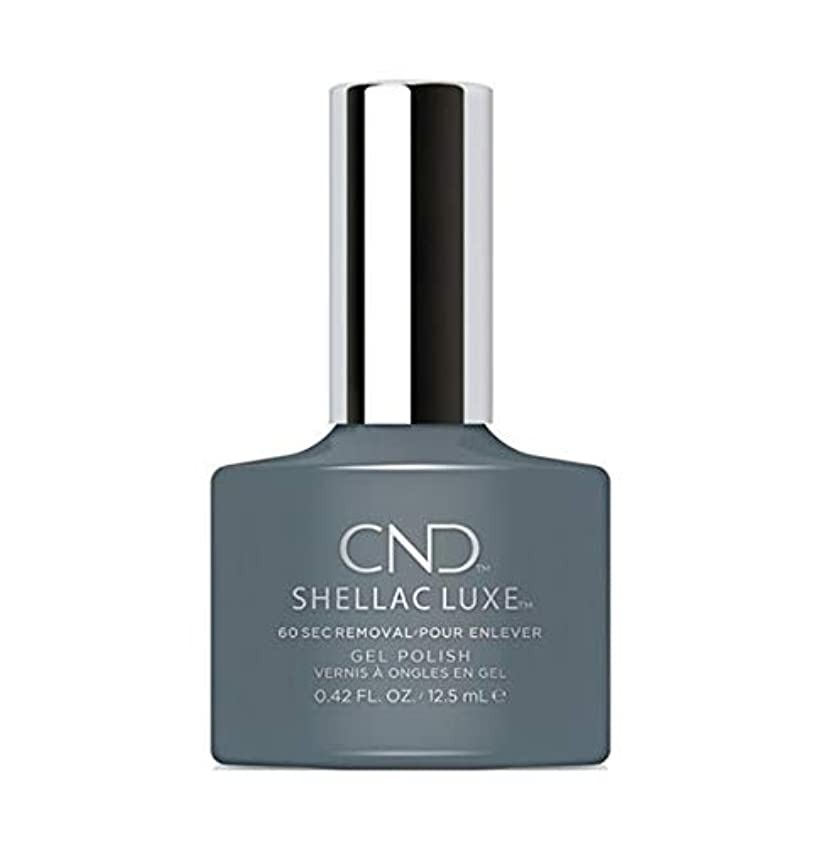 きしむ然とした木CND Shellac Luxe - Whisper - 12.5 ml / 0.42 oz
