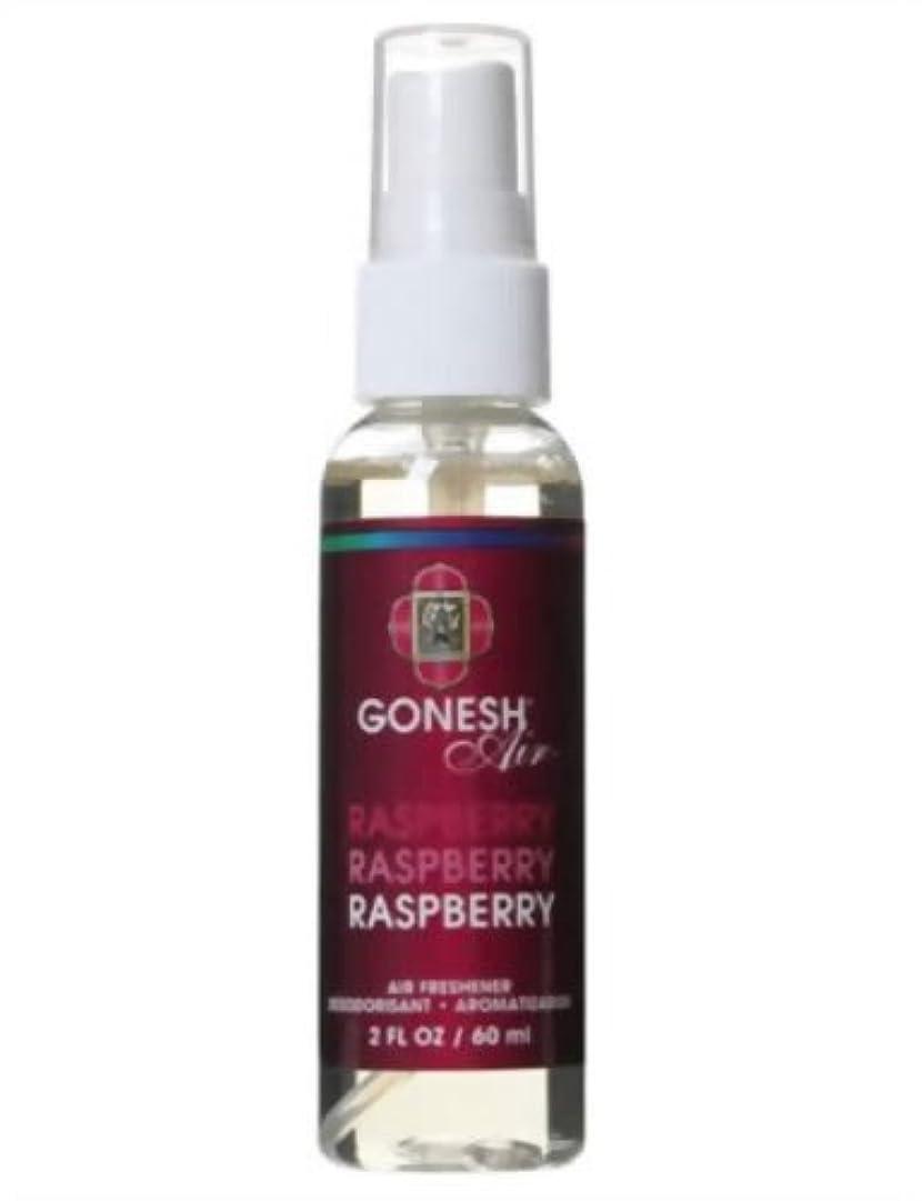 酸回る珍味GONESH(ガーネッシュ)  エアーフレッシュナー ラズベリー 60ml