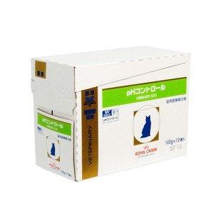 ロイヤルカナン 療法食 pHコントロール ウェット パウチ 猫用 100g×12個