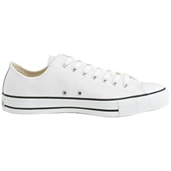 Chuck Taylor All-Star Ox Leather: White