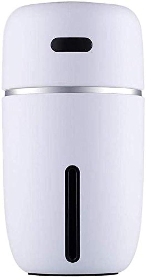 狭い検証トピックSOTCE アロマディフューザー加湿器ホワイトドルフィンアロマミニ超音波霧化技術満足のいく解決策 (Color : White)
