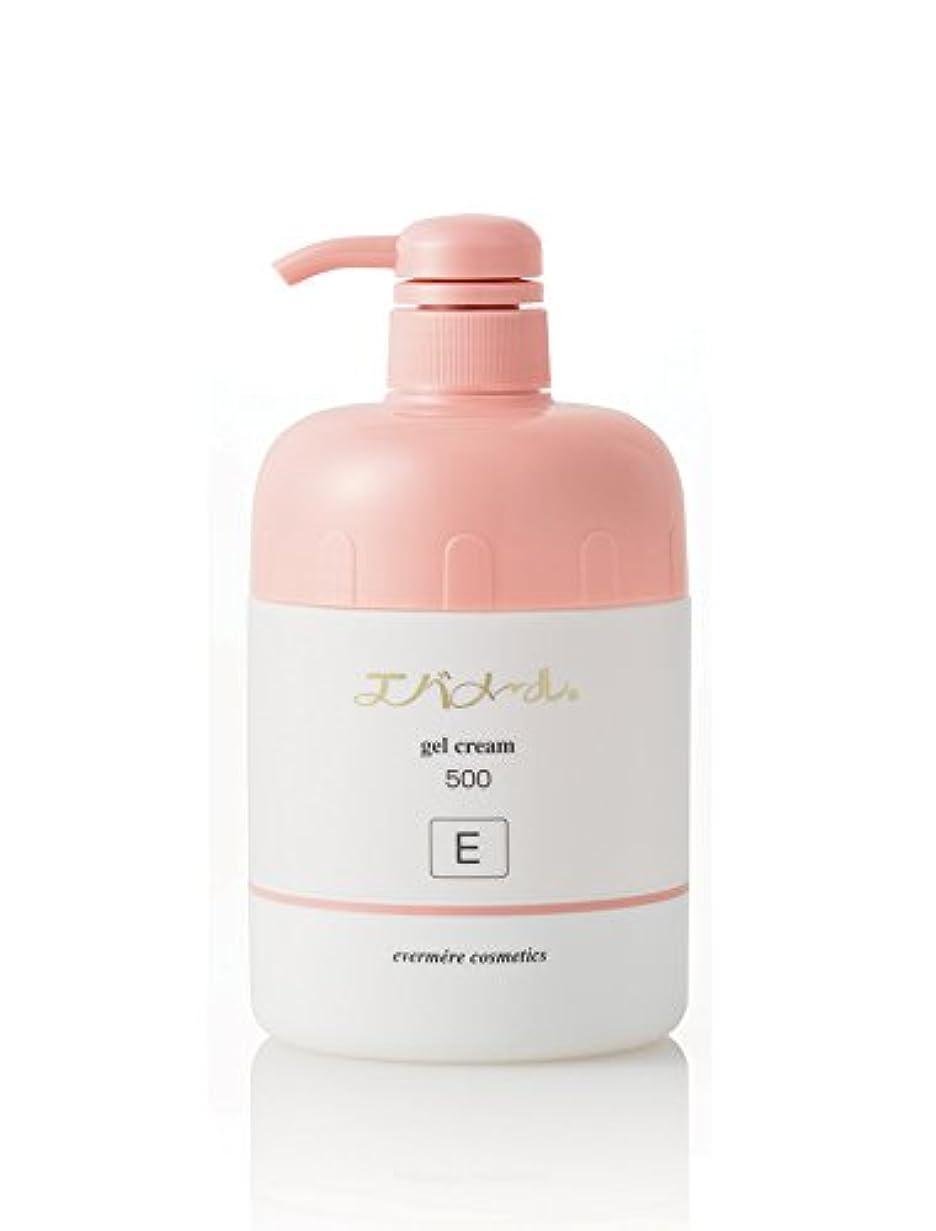 ひどく慢性的服を洗うエバメール ゲルクリーム 500g(E)